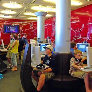 Интернет-кафе Илека