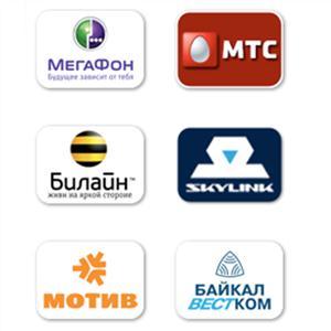 Операторы сотовой связи Илека